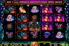 miss red igt spelautomat