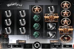 motorhead netent spelautomat