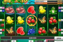 mr toad playn go spelautomat