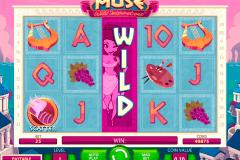 muse netent spelautomat