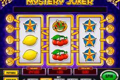 mystery joker playn go spelautomat
