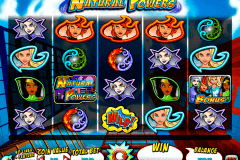 natural powers igt spelautomat