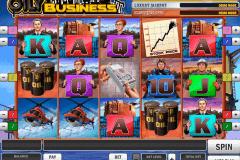 oily business playn go spelautomat