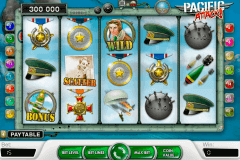 pacific attack netent spelautomat