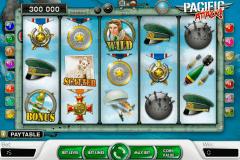 pacific attack netent spelautomat
