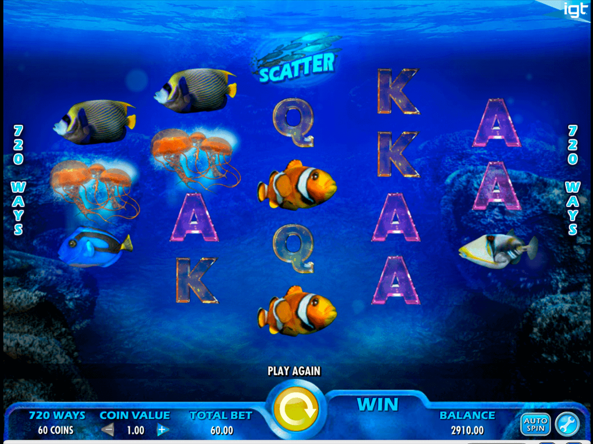 pacific paradise igt spelautomat