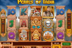pearls of india playn go spelautomat