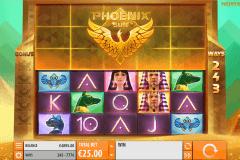 phoeni sun quickspin spelautomat