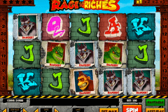 rage to riches playn go spelautomat
