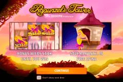 rapunzels tower quickspin spelautomat