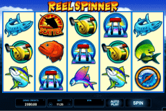 reel spinner microgaming spelautomat