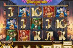 royal masquerade playn go spelautomat