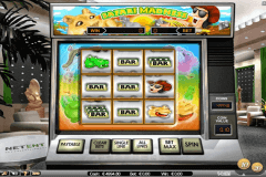 safari madness netent spelautomat