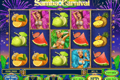 samba carnival playn go spelautomat
