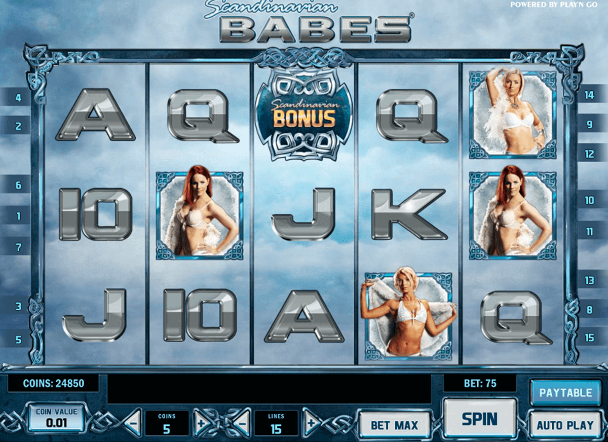 scandinavian babes playn go spelautomat