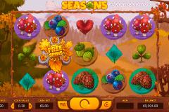 seasons yggdrasil spelautomat