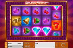second strike quickspin spelautomat