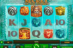 secret of the stones netent spelautomat