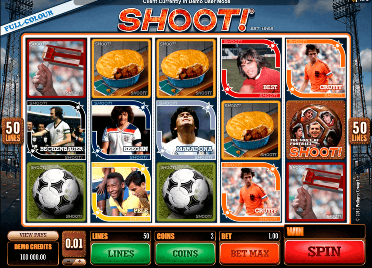 shoot casino