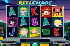 south park reel chaos netent spelautomat