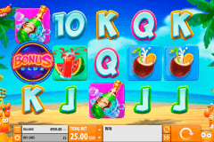 spinions beach party quickspin spelautomat