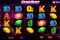stardust microgaming spelautomat