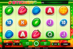 stickers netent spelautomat