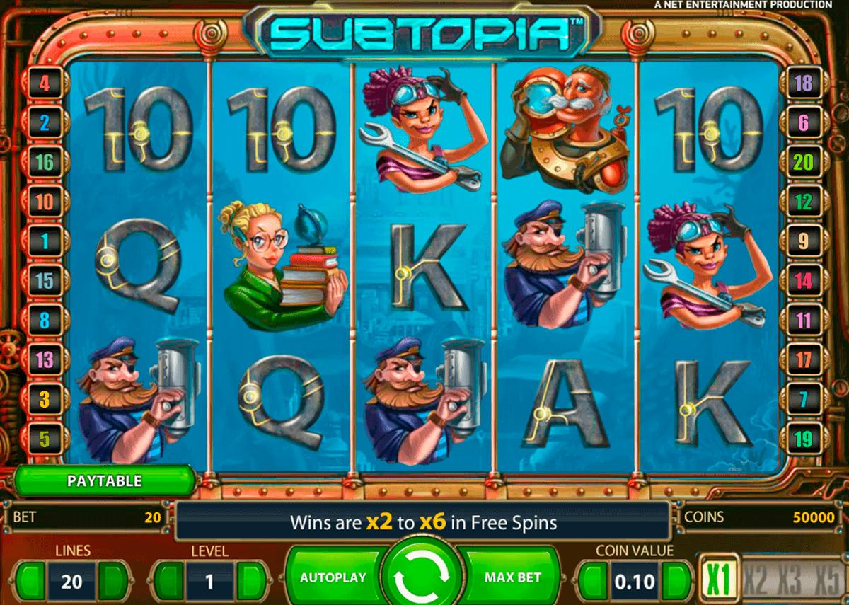 subtopia netent spelautomat