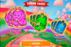 sugar trail quickspin spelautomat