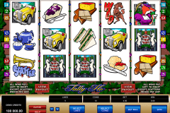 tally ho microgaming spelautomat