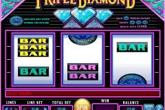 triple diamond igt spelautomat