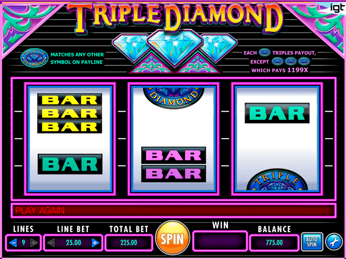 triple diamond igt spelautomat