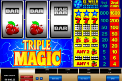 triple magic microgaming spelautomat