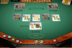 triple pocket holdem poker microgaming video poker
