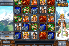troll hunters playn go spelautomat