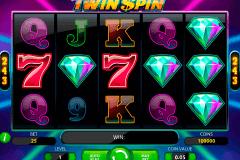 twin spin netent spelautomat