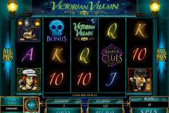 victorian villain microgaming spelautomat