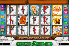 vikings treasure netent spelautomat