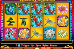 water dragons igt spelautomat
