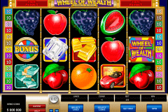 wheel of wealth special edition microgaming spelautomat