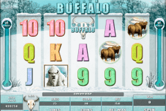 white buffalo microgaming spelautomat