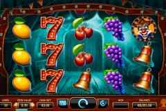 wicked circus yggdrasil spelautomat