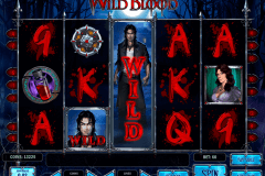 wild blood playn go spelautomat