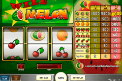 wild melon playn go spelautomat