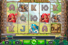 wild turkey netent spelautomat