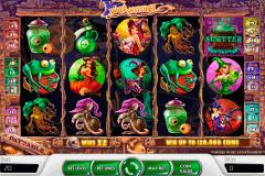 wild witches netent spelautomat