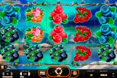 winterberries yggdrasil spelautomat