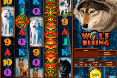 wolf rising igt spelautomat