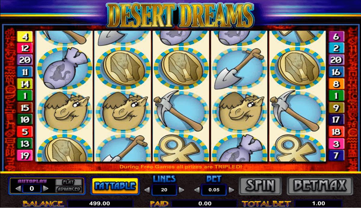 desert dreams amaya