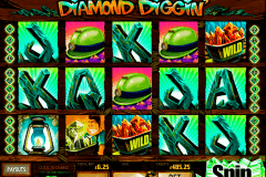 diamond digin multislot